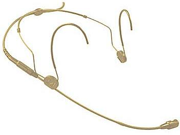 Sennheiser HSP 2-EW-3-M Headset - Beige