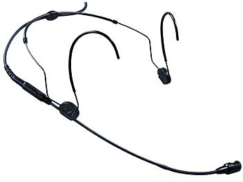Sennheiser HSP 4-EW Headset - Black