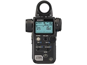 Sekonic L-758D Light Meter