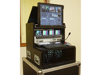 Elman OB BOX Tricaster Mobile Video Studio with Virtual Studio Capability