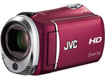 JVC Everio GZ-HM330 HD Camcorder PAL - Red