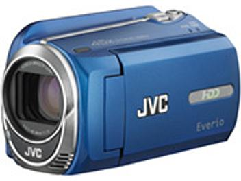 JVC Everio GZ-MG750 SD Camcorder PAL - Blue