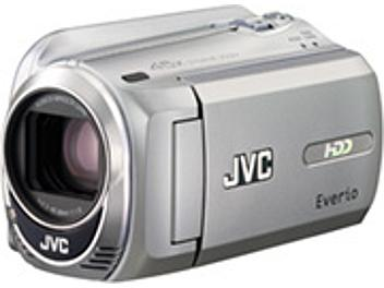 JVC Everio GZ-MG750 SD Camcorder PAL - Silver