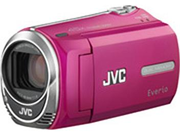 JVC Everio GZ-MS215 SD Camcorder PAL - Pink