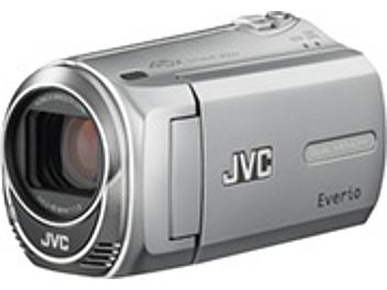 jvc everio gz ms215 sd camcorder pal silver rh globalmediapro com JVC Everio GZ-MG130U Manual JVC Everio HDD Manual