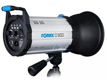Fomex D-600 D Studio Flash 600Ws