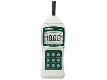 Extech 407750 Sound Level Meter with PC Interface
