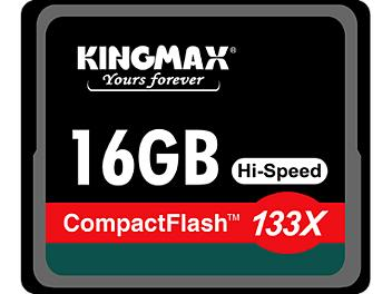 Kingmax 16GB CompactFlash 133x Memory Card (pack 10 pcs)