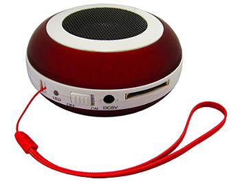 Portable Media Speaker SD-004 (pack 5 pcs)