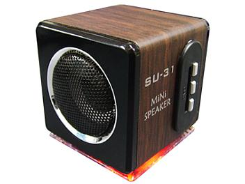 Portable Media Speaker SU-31 (pack 10 pcs)