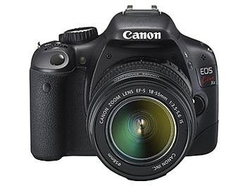Canon EOS-Kiss X4 Digital SLR Camera Kit with Canon EF-S 18-55mm IS Lens