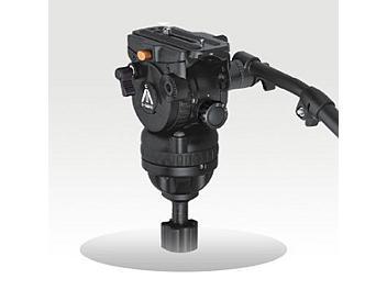 E-Image 7061H 75mm Fluid Video Head - Black