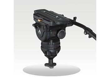 E-Image 7105H 100mm Fluid Video Head - Black