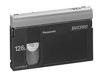 Panasonic AJ-P126LP DVCPRO Cassette (pack 20 pcs)