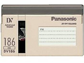 Panasonic AY-DV186AMQ DV Cassette (pack 20 pcs)