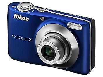 Nikon Coolpix L22 Digital Camera - Blue
