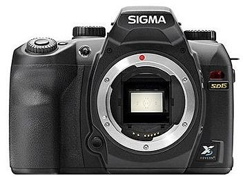 Sigma SD15 DSLR Camera Body