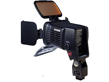 Comer CM-LBPS1800 LED Camera Light Kit for Sony NP-F with 2 x 47WH Battery and Charger