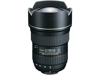 Tokina 16-28mm F2.8 AT-X Pro FX Lens - Canon Mount