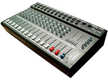 Naphon PMX-120 Audio Powered Mixer
