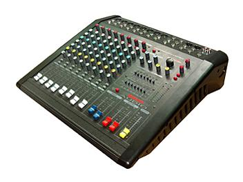 Naphon MX625 Audio Powered Mixer