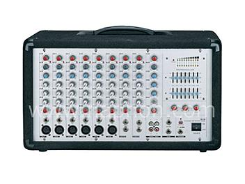 Naphon PB825 Box Audio Powered Mixer