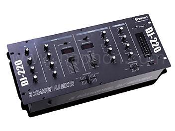 Naphon DJ220 Audio Mixer
