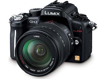 Panasonic Lumix DMC-GH2 Camera PAL Kit with 14-140mm Lens