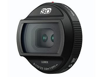 Panasonic 12.5mm F12 H-FT012 Lens - Micro Four Thirds Mount