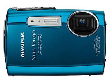 Olympus Stylus Tough-3000 Digital Camera - Blue