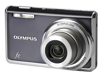 Olympus Stylus FE-5020 Digital Camera - Gray