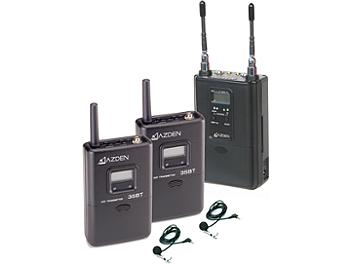 Azden 330ULT UHF Wireless Microphone System