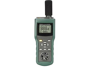 Clover Electronics MS6300 Multifunctional Environment Detector