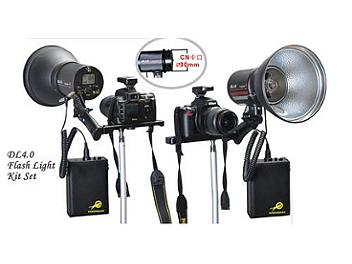 Cononmark DL4.0 Flash Light Set