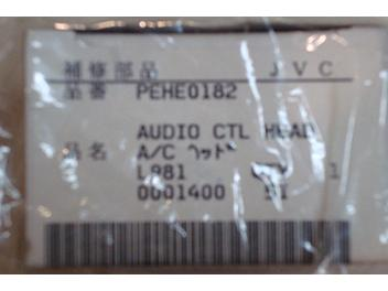 JVC PEHE0182 Audio CTL Head