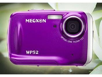 Megxon WP52 Waterproof Camera