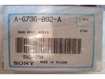 Sony A-6736-092-A Head Assy, Audio