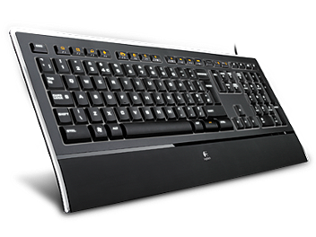 Logitech Illuminated Keyboard (pack 4 pcs)