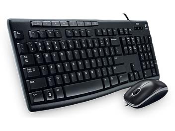 Logitech MK200 Media Keyboard (pack 10 pcs)