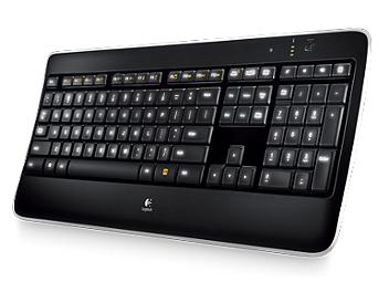 Logitech K800 Wireless illuminated Keyboard (pack 4 pcs)