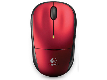 Logitech M215 Wireless Mouse - Red (pack 10 pcs)