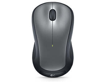 Logitech M310 Wireless Mouse - Silver (pack 4 pcs)