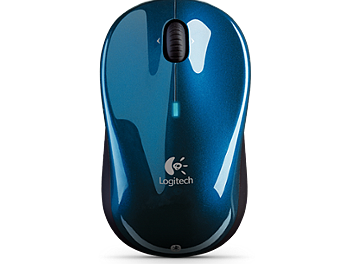 Logitech V470 Cordless Laser Mouse for Bluetooth - Blue