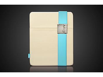 iLuv ICC805Bge iPad Case - Beige