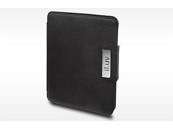 iLuv ICC806Blk iPad Case - Black