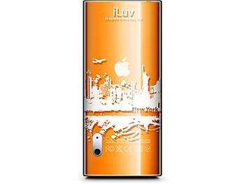 iLuv ICC306NYC City Landscape Clear Plastic iPod Case