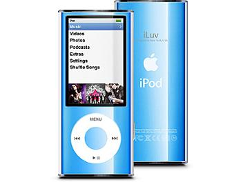 iLuv ICC305CLR Clear Plastic iPod Case