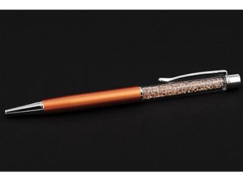 Swarovski Crystalline Ballpoint Copper Pearl Silk Pen - 1079438