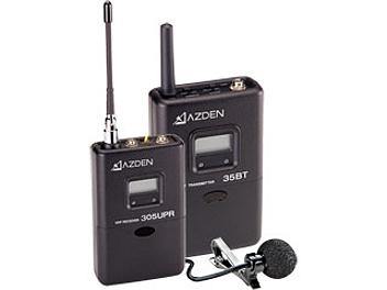 Azden 305LT Body-Pack Wireless System