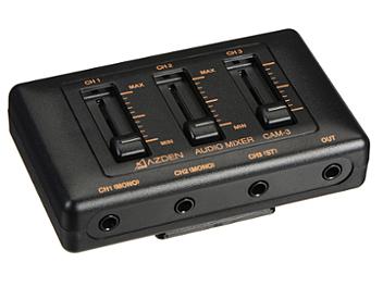 Azden CAM-3 Miniature 3-channel Mixer